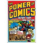 【预订】The Power of Comics: History, Form, and Culture97