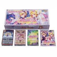 新品小花仙花之法典芭比娃娃变身服装卡片女孩玩具卡牌24包卡游戏