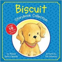[现货]英文原版Biscuit小饼干故事集套装 汪培�E I can read