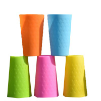 叠杯子游戏专用杯子 加厚塑料杯 中小学生杯子歌CUPS杯子舞 叠杯道具杯(磨砂立体防滑)