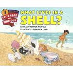 【预订】What Lives in a Shell?
