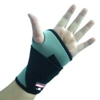 拇指缠绕男女士运动加压护腕扭伤手腕夏季薄款护手掌健身手套