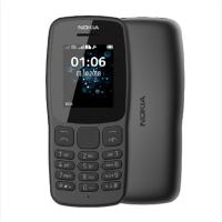诺基亚(NOKIA) 新106老人手机移动2G 老年手机直板按键大声老人机 学生小手机 备用功能机