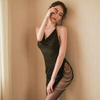 情趣内衣女 骚套装诱惑 性感睡衣制服夏天角色扮演职业装 sm情趣用品