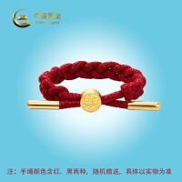 中国黄金足金《狮王阿醒》系列财狮转运珠时尚珠宝首饰配饰