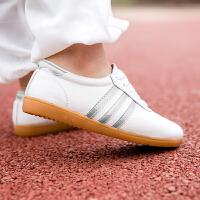 太极鞋软牛皮牛筋底女男功夫鞋防滑透气太极运动鞋
