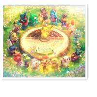 拼图1000片木质海贼王龙猫千语千寻卡通动漫平图星空风景定制礼物玩具