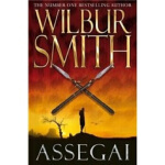 Assegai 长矛,Wilbur Smith,Pan Macmillan Paperback Omes,978033