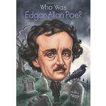 【现货】英文原版 Who Was Edgar Allan Poe? 爱伦坡是谁? 名人传记 中小学生读物