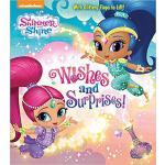 【预订】Wishes and Surprises! (Shimmer and Shine) 9781101939833