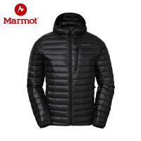 【下单即享折上4折优惠】Marmot/土拨鼠新款户外800蓬鹅绒防风保暖男羽绒服 74060