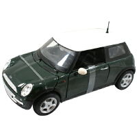 [当当自营]Maisto 美驰图 合金车模 宝马 Mini Cooper 31219 绿色 1:24