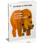 Brown Bear, Brown Bear, What Do You See?  棕熊、棕熊,你看到了什么?ISBN9780141501598