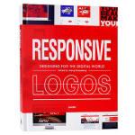【官方.限时购】Responsive Logos 标志响应式 数字时代的标识标志设计logo设计案例书籍