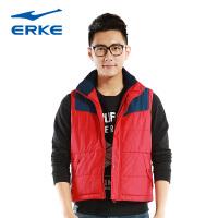 鸿星尔克新品男装男韩版季棉衣马甲外套 运动休闲装FXP