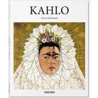 [现货]Kahlo 弗里达 卡洛绘画艺术作品集 画集 英文原版 墨西哥女画家 Taschen Basic Art 2.