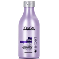 L'OREAL/欧莱雅 顺柔润泽洗发水洗发露250ml 专业洗护发 橄榄果油滋润秀发