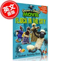 现货 SHAUN THE SHEEP:FLOCK STICKER