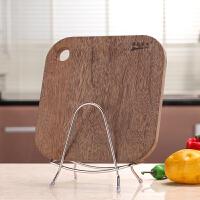 304不锈钢切菜板砧板架子厨房用品置物架案板架菜墩刀板架锅盖架