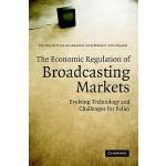 【预订】The Economic Regulation of Broadcasting Markets: Evolvi