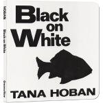 英文原版 Black on white 白看黑 纸板书 幼儿启蒙认知绘本图画书 吴敏兰推荐