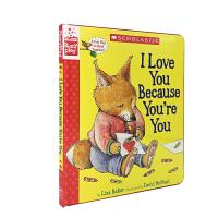 英文Storyplay I Love You Because You're You我爱你因为你是你