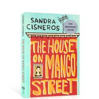 首���300�p100】芒果街上的小屋 英文原版小�fthe house on mango street英文版 原著小�f 全