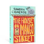 芒果街上的小屋 英文原版小说the house on mango street英文版 原著小说 全美大中小学课堂读本