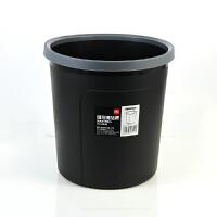 得力文具(deli)9555 垃圾桶 圆形纸篓 可扣式 清洁桶 垃圾纸篓 办公家用用品【本店满68元包邮 ,新疆 西藏等偏远地区除外】