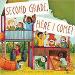 【预订】Second Grade, Here I Come! 9780515158090