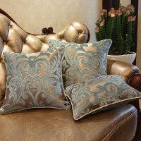 欧式抱枕套不含芯客厅皮沙发靠枕床头靠垫定制大靠背腰枕