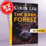 现货 三体 2 黑暗森林 英文原版 The Dark Forest 刘慈欣 雨果奖作家 CIXIN LIU The T
