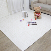 木纹泡沫地垫拼接爬爬行垫加厚儿童榻榻米拼图家用地板垫子T