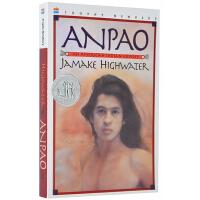 英文原版小说 Anpao An American Indian Odyssey 安派欧 一个美国印第安人的奥德赛之旅