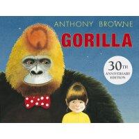 【现货】英文原版 Gorilla?大猩猩 安东尼布朗 平装绘本9780763673666 三十周年纪念版