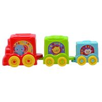 [当当自营]Fisher Price 费雪 缤纷动物叠叠车 婴儿玩具 Y8653