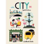 【预订】City 9781536202571