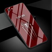 蜘蛛侠手机壳苹果5s漫威英雄电影欧美大片se个性创意钢化玻璃男女spider-man新款ipho