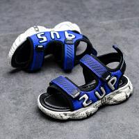 男童凉鞋夏季学生儿童凉鞋男防滑软底中大童沙滩鞋