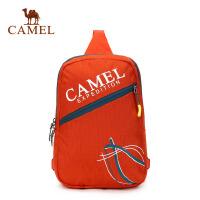 camel骆驼户外轻巧便携挎包 男女款四季运动斜挎包