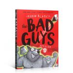 我是大坏蛋8 英文原版 The Bad Guys - Episode 8:Superbad 儿童章节桥梁书 漫画