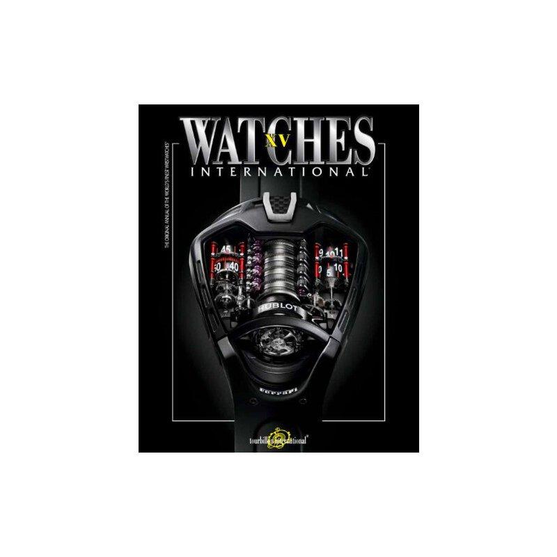 【预订】Watches International Volume XV 美国库房发货,通常付款后3-5周到货!