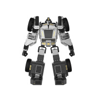森汉乐森senpowerAR智能高科技变形机器人T9星际特工 男女儿童陪伴早教益智抖音玩具手机APP