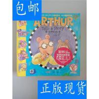 [二手旧书9成新]亚瑟小子系列双语阅读 【全套共12本】 /(美)马克