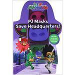 【预订】Pj Masks Save Headquarters! 9781481495523