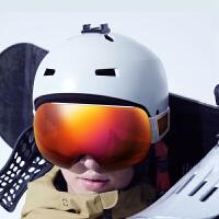 小米有品TS双球面成人滑雪镜 球面大视野防雾双层滑雪装备抗冲击防紫外线镜片TPU001-0711