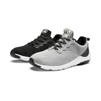 特步男鞋跑鞋春季透气轻便耐磨网面运动鞋 983119119577