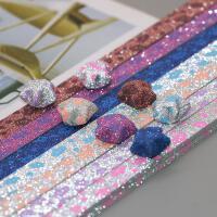 折纸条小五角星星的套装糖果彩色长条手工儿童彩纸许愿纯色幸运星