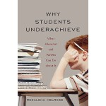 【预订】Why Students Underachieve: What Educators and Parents C
