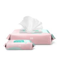小米有品考拉妈妈婴儿湿纸巾 宝宝手口屁屁湿巾进口纯棉幼儿湿巾加盖手口湿面巾